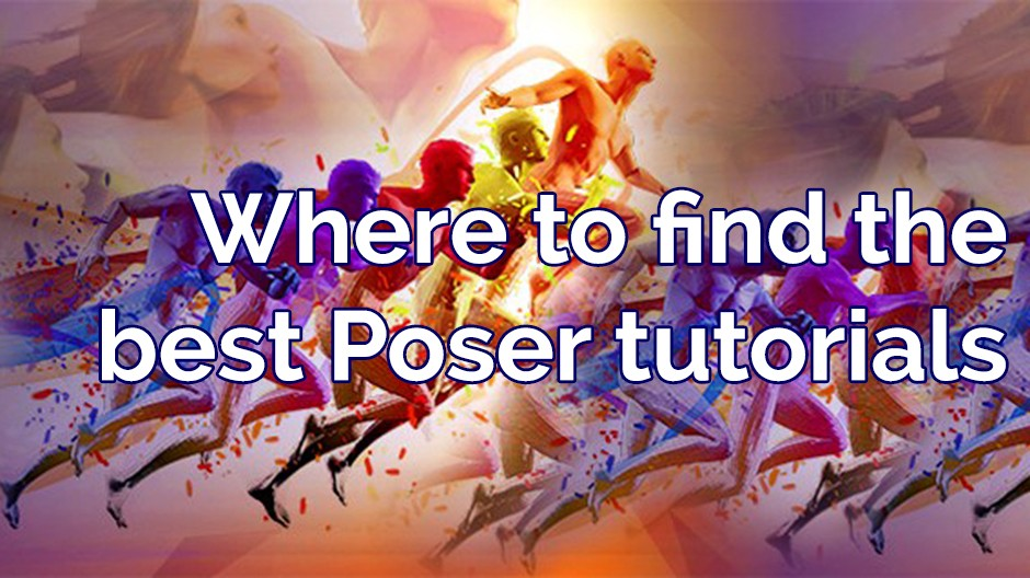 Best Poser Software tutorials