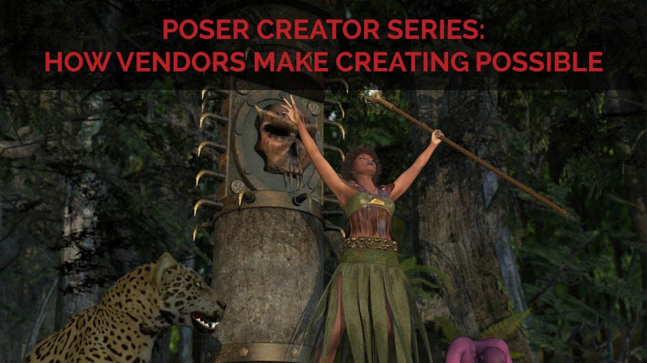 How vendors make creating possible
