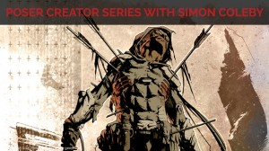 Poser Creator Series with Simon Coleby