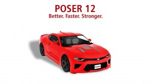 Poser 12: Better. Faster. Stronger
