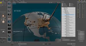 COVID-19 visualizatio