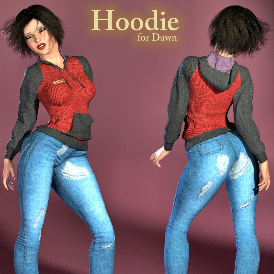 Hoodie for Dawn